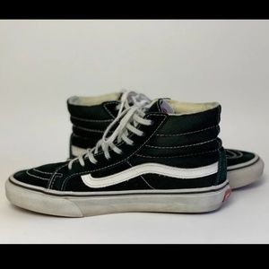 Vans Sk8-Hi Hi top shoes w 6